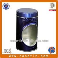 Various small metal cigarette tin box/metal tins/storage silver tins