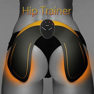 Hips Trainer and Intelligent Butt Toner Helps to Lift, Stimulation, Firm and Shape The Buttocks Home Fitness