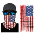 Free Mockup Customizable Headwear Neck Scarf Cheap Custom Flag Bandana