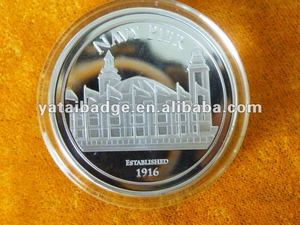 The building Metal Coins