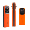 Share free FB/youtube 220 degree dual lens 360 panoview camera 360 degree