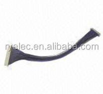 Cable assembly 30 pin lcd cable 50 pin lvds extension cable