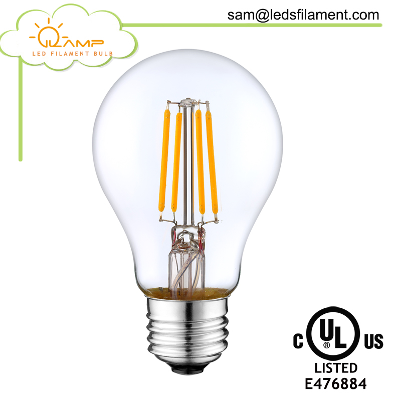 Led filament warmweiß farbe a60 a19 led e27 230 v birne