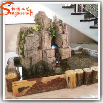 indoor waterfall fountain – massagroup.co