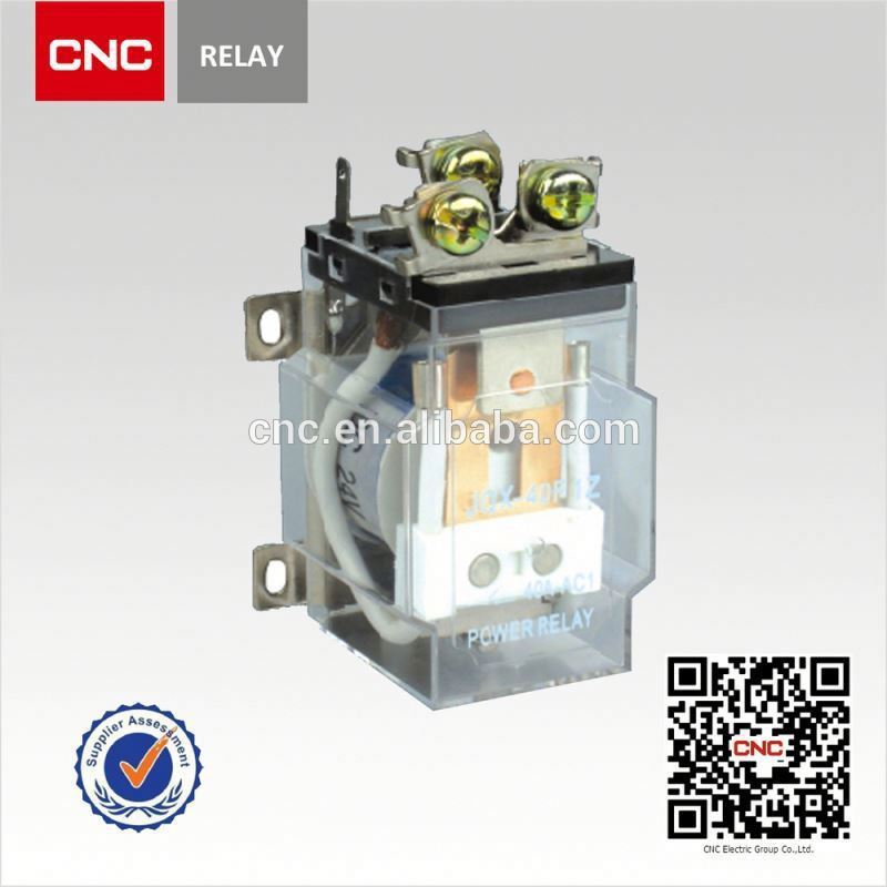 JQX- 60F Mini Industrial electromagnetic relay coil 220v