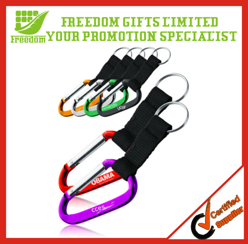 High Quality Carabiner With Strap