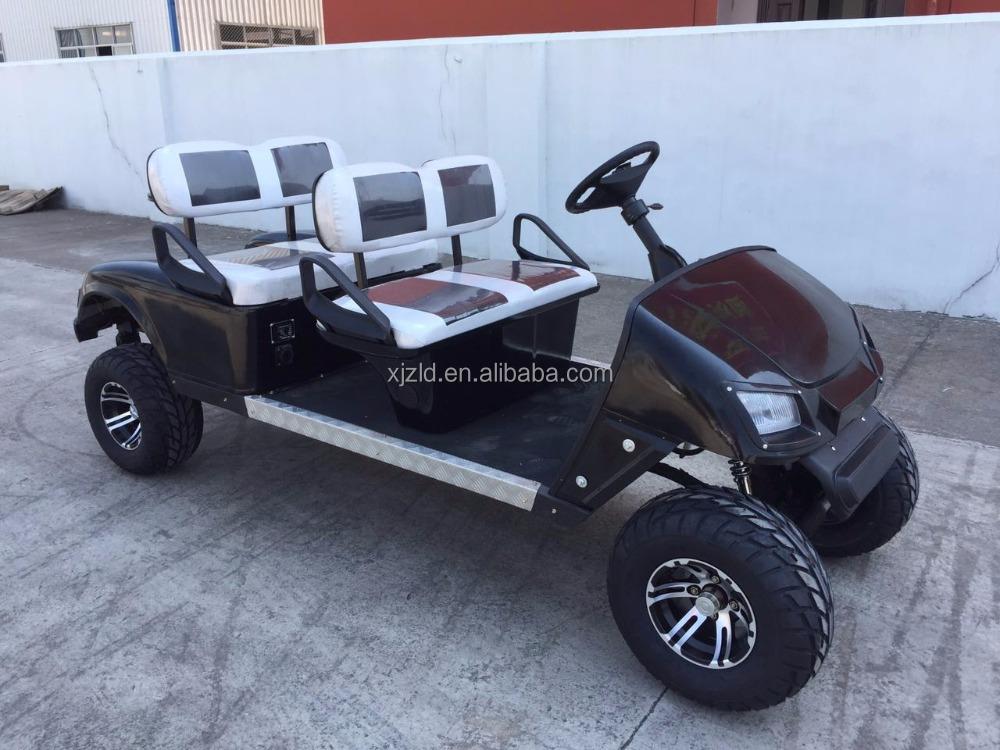 Wheel Drive Electric Golf Cart Wheel Drive Electric Golf Cart
