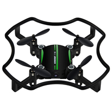 2.4 GHz <span class=keywords><strong>RC</strong></span> <span class=keywords><strong>Mini</strong></span> Quadcopter <span class=keywords><strong>Drone</strong></span> dengan Kamera HD