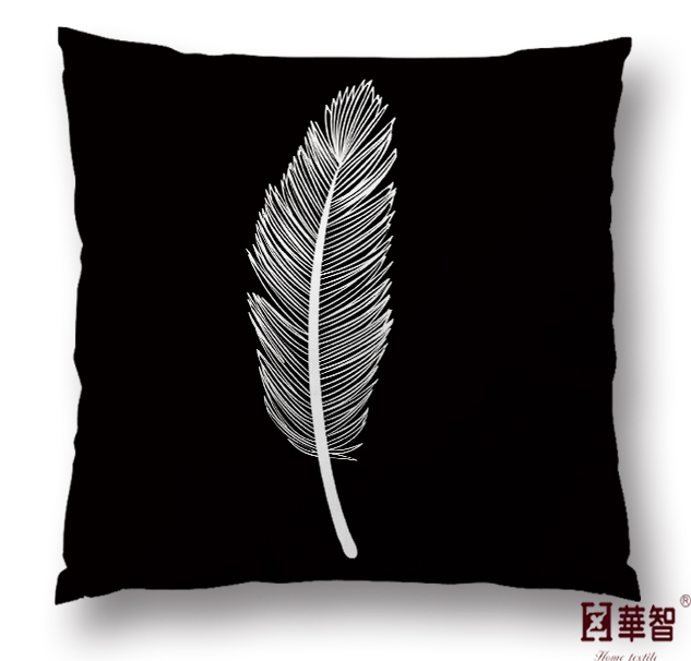 Low MOQ wholesale latest waterproof fabric outdoor feather proof cushion cover