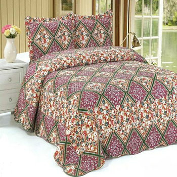 Supply 100% Cotton Bed Sheets Turkish Bedspread