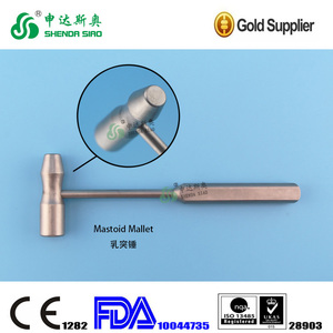 2017 new Ear instruments Ear Mastoid mallet