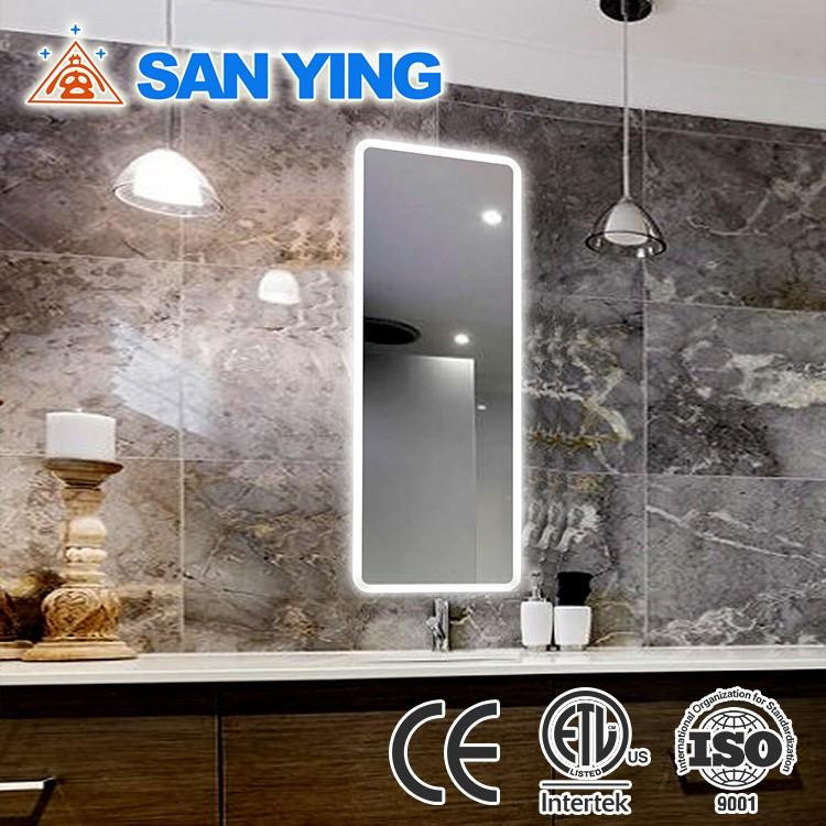 벽 직사각형 무한대 조명 3D 미러-목욕 거울 -상품 ID:60619250411 ...