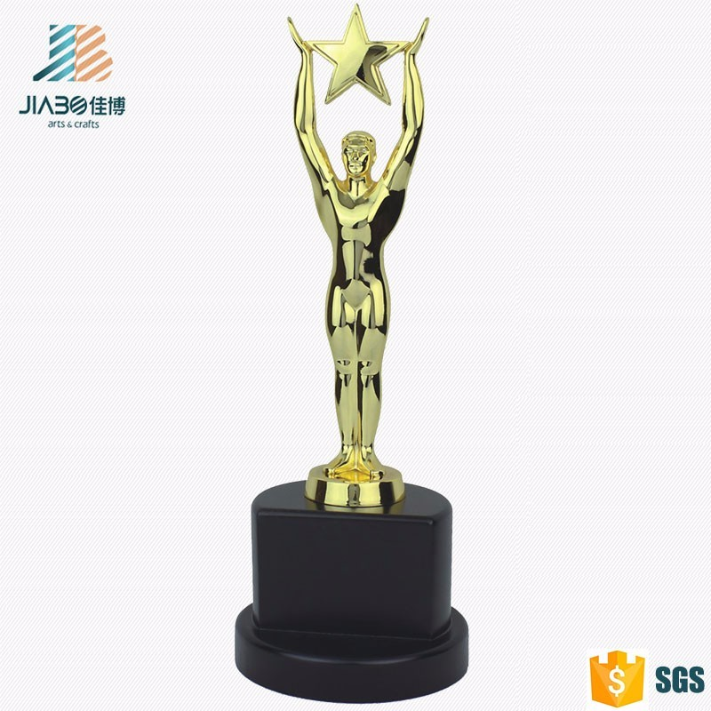 high quality stock sales custom design metal trophy award cup