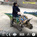 MY Dino-DR068 Jurassic Customized Animatronic Walking Dinosaur Rides For Kiddie