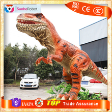 SH-RD764 Dino Park 4 Meters Long Robotic Model of T-rex Dinosaur