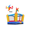 Channal New Design cheap nylon bouncer/small indoor inflatable bouncer castle for toddlers