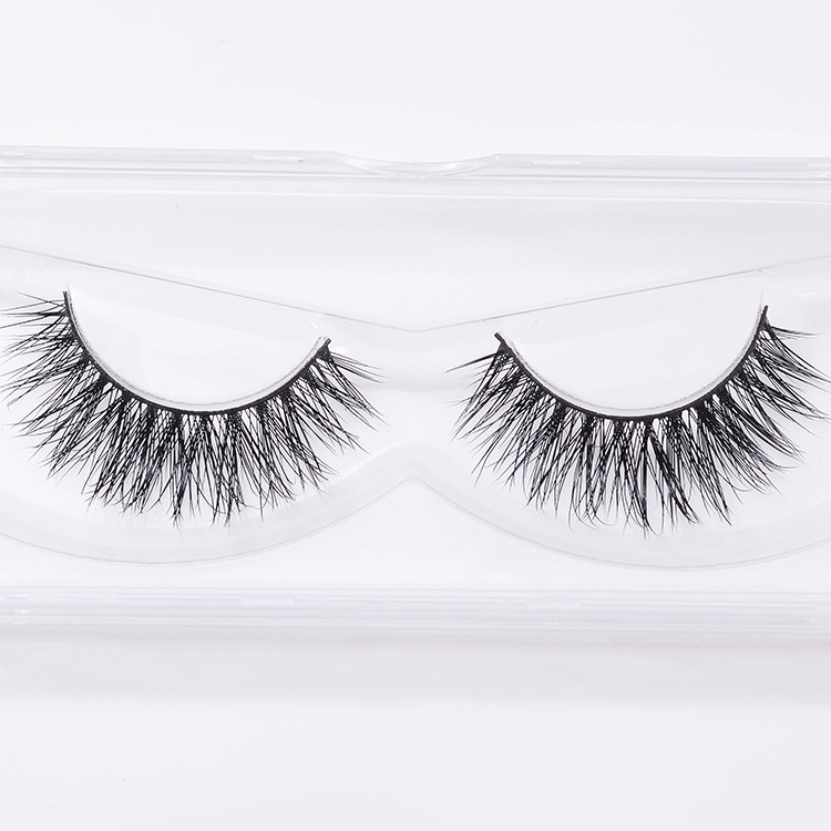 2019 Factory Best Seller Eyelashes with Transparent Eyelashes Package Box 3D Mink Eyelashes Private Label фото