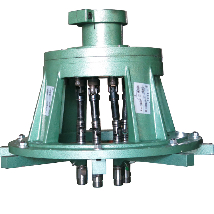 multi drilling spindle hydraulic drill head unit