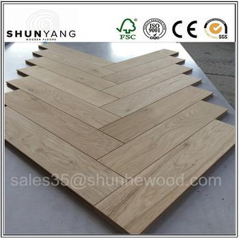 Unfinished Oak Parquet Wood Flooring Buy Unfinished Parquet Wood