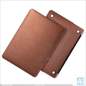 For macbook air 13.3 cases cover pu leather high quality in stock