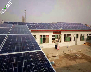 Solar power system home price in india for use