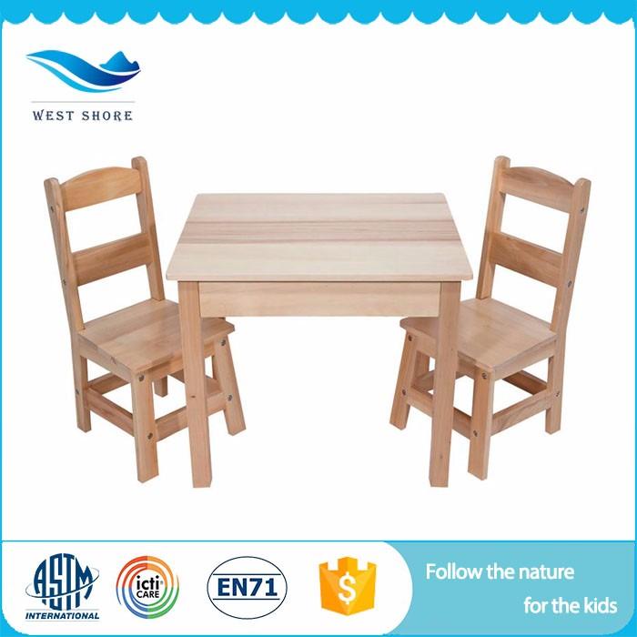 Beste Preis Montessori Vorschule Möbel Kinder Tisch Und Stühle Für ...