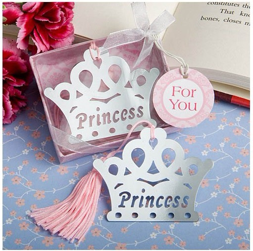Best selling crown prince bookmark birthday party giveaways
