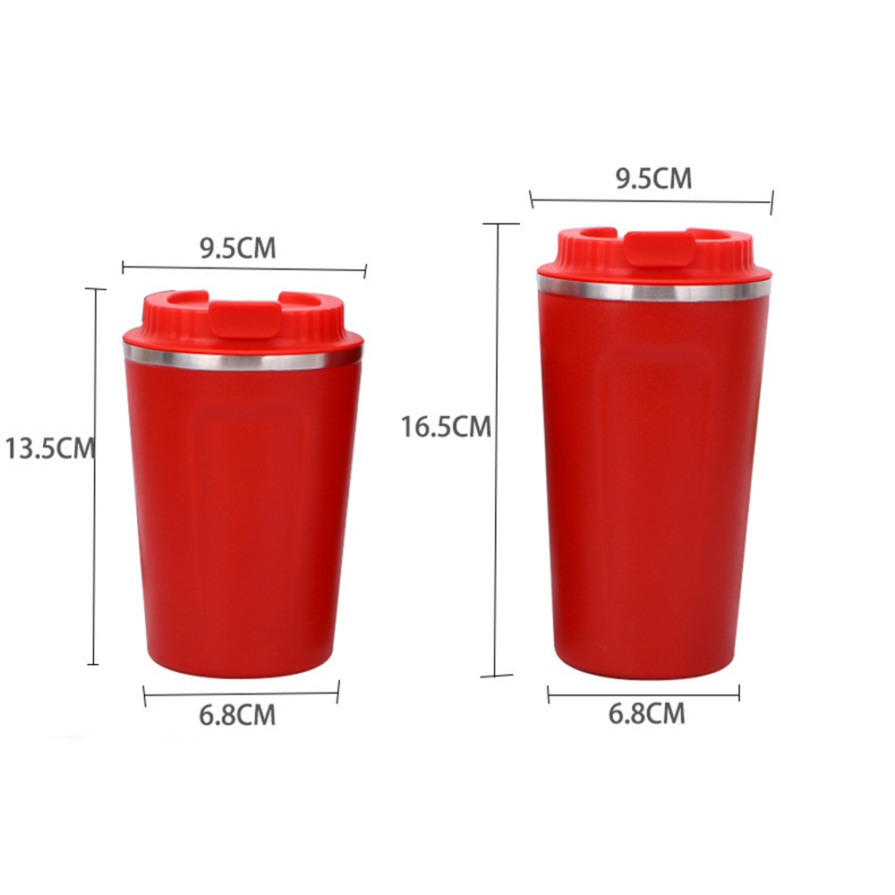CHUFENG Hot Product 2019 Private Label Reusable Coffee Cup Stainless Steel Coffee Mug