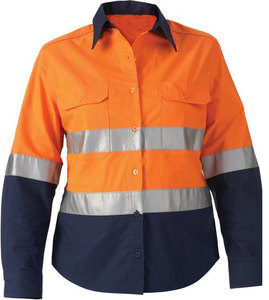 Hi vis sports safety reflective work polo t shirt clothing