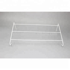 549-93 bathroom white wire heated towel holder