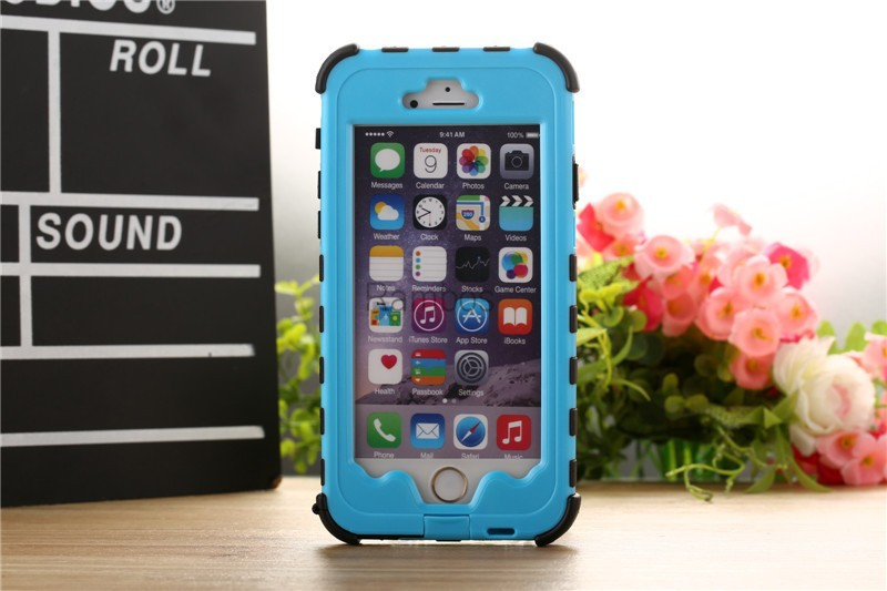 Waterproof Shockproof Dirt Snow Proof Durable Case Cover Pouch Diving Swimming Dry Bag for iphone 6 Plus / 6 for Samsung Galaxy