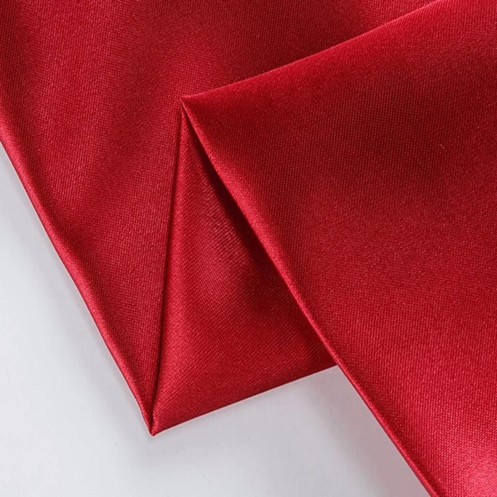 2021 heißer verkauf china hersteller berühmte marke schöne poly cuddle satin stoff für kleid
