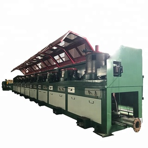 small extruder machine straight line wire drawing machine manufacturer