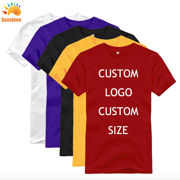 100% polyester quick dry fit custom logo sport T-shirt for <strong>men</strong>