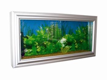 Plasma aquarium buy wall aquariums product on for Acquario da parete