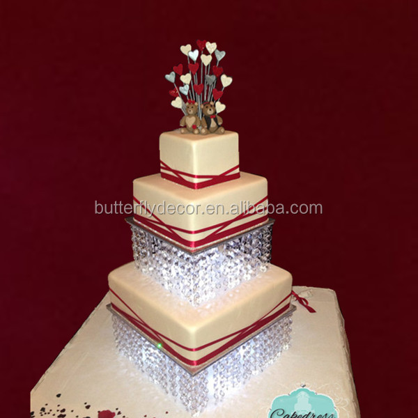 Crystal Cake Stands For Wedding Cakes Crystal Cake Stands For