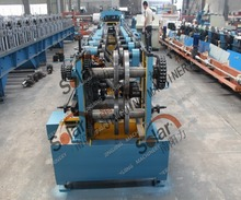 c z purlin flying saw cold roll forming machine