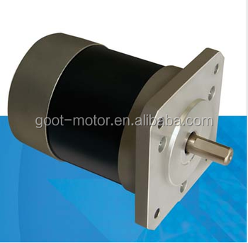 57mm round and square brushless dc bldc motor