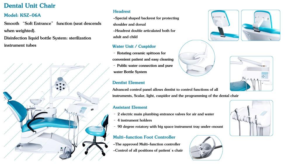 Suntem Dental Unit Sirona Dental Unit Fona 1000s China