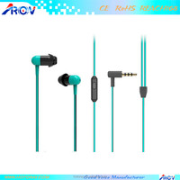 2017 new fashional sport earphone with boses headphone ,mini wire earphone