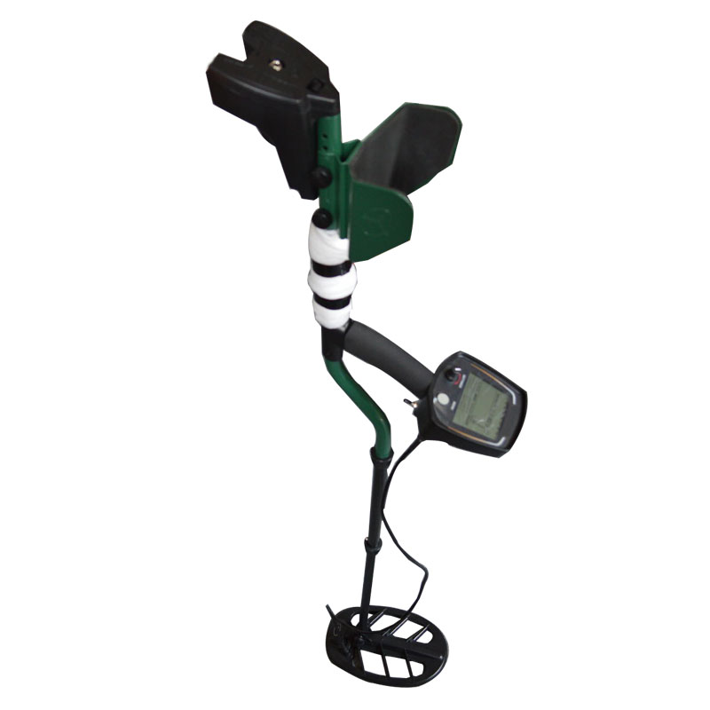 New 2016 handle iron ore metal detector