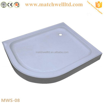 Sell Acrylic Cast Iron Stainless Steel Shower Pan And Tray Buy