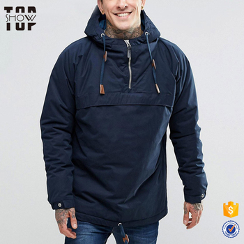 Best Selling Products Wholesale Windbreaker Jackets Overhead Half ...