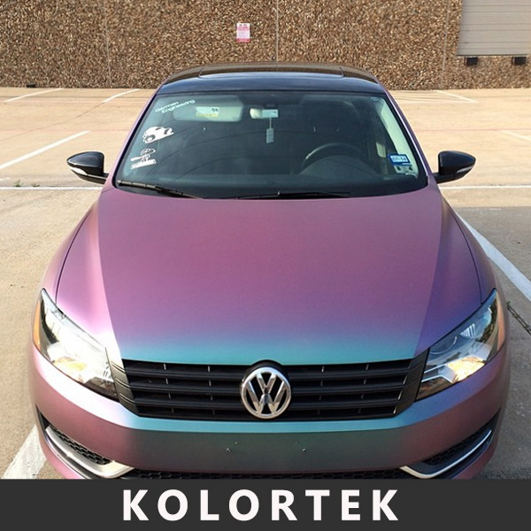 Kolortek kameleon kleur veranderende auto verf pigment for Car paint color changing