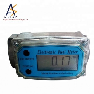 Professional Export Cheap Turbine Flow Meter Gas Lpg