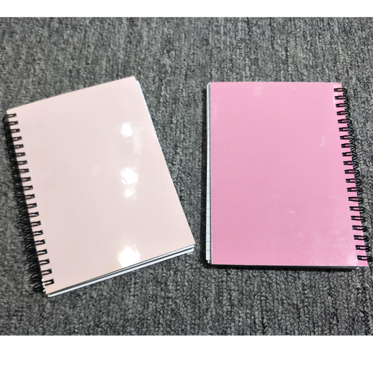 2018 Hot sale customized writing notebook quicksand glitter unicorn plastic cover notebook
