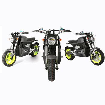 72v Long Range Electric Motorcycle China