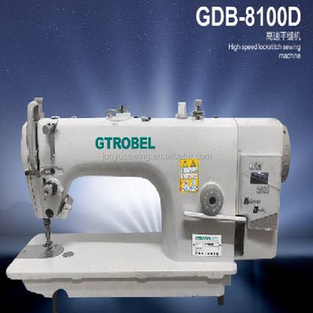 Hot Selling New Gtrobel Gdb40d Industrial Computerized Sewing Inspiration Sell Industrial Sewing Machine