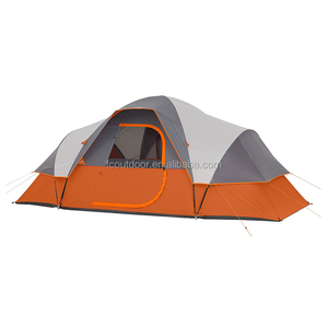9 Person Outdoor Waterproof Fireproof Largest Camping Tent