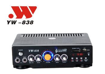 Usb Sd Fm Amplifier Yw-838